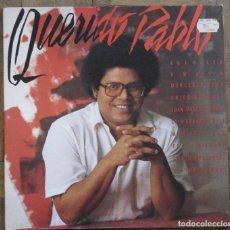 Discos de vinilo: PABLO MILANÉS. QUERIDO PABLO. 2 LP. GATEFOLD. ARIOLA, XD 302.484. SP, 1985.. Lote 189539835