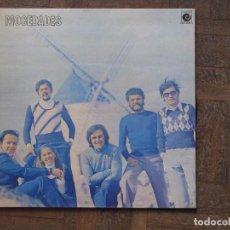 Discos de vinilo: MOCEDADES. NOVOLA, NLX- 1035 S. ESPAÑA, 1973. GATEFOLD. FUNDA VG++. DISCO VG++.. Lote 189544558