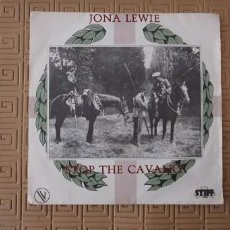 Discos de vinilo: JONA LEWIE ‎– STOP THE CAVALRY SELLO: STIFF RECORDS ‎– 101421, VOGUE ‎– 101421 FORMATO: VINYL, 7 . Lote 189554621