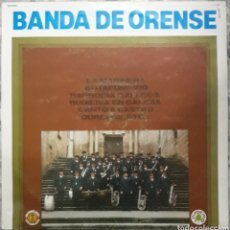 Discos de vinilo: VINILO BANDA DE OURENSE. Lote 189561688