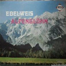 Discos de vinilo: VINILO EDELWEISS ALPENGLÜHN. Lote 189572778