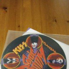 Discos de vinilo: KISS SONIC BOOM PICTURE DISC. Lote 189586580