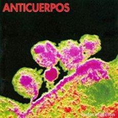 Discos de vinilo: CD ANTICUERPOS ME GUSTA SER UNA ZORRA +13 JOYA PUNK MUY RARO! VULPESS CICATRIZ UVI ESKORBUTO RIP MCD. Lote 214918575
