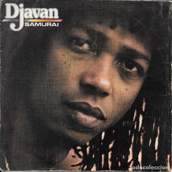 DJAVAN SAMURAI CBS 1982 (Música - Discos de Vinilo - Singles - Pop - Rock Internacional de los 80)