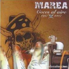 Discos de vinilo: MAREA COCES AL AIRE 1997/2007 CD NUEVO/PRECINTADO!. Lote 189602715