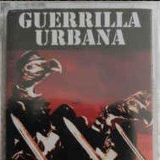Discos de vinilo: MAKETA GUERRILLA URBANA BESTIARIO K7 DISCOS SUICIDAS JOYA PUNK CANARIO CONEMRAD ATAUD VACANTE. Lote 189602951