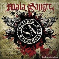 Discos de vinilo: SOZIEDAD ALKOHOLIKA MALA SANGRE 2008 CD NUEVO! KORTATU. Lote 189603053