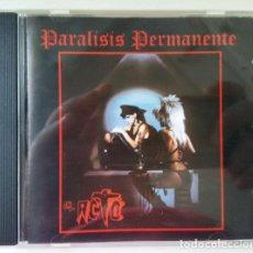 Discos de vinilo: PARÁLISIS PERMANENTE EL ACTO CD NUEVO/PRECINTADO!! BENAVENTE ALASKA ANA CURRA. Lote 189603060