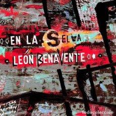 Discos de vinilo: 10 PULGADAS LEON BENAVENTE EN LA SELVA VINILO +CD. Lote 189621613