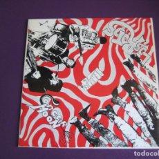 Discos de vinilo: THE BEATNICK FLY EP MUNSTER 1990 - CANCER MOON - LOS BICHOS - LA SECTA - LOS ROTOS - GARAGE PUNK. Lote 189633473