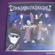 Discos de vinilo: TRANSILVANIANS EP EJECUTOR 2006 KINGSTON TOWN/ SANTIAGO D.C. +3 - GALICIA REGGAE SKA ROCK STEADY . Lote 189640722