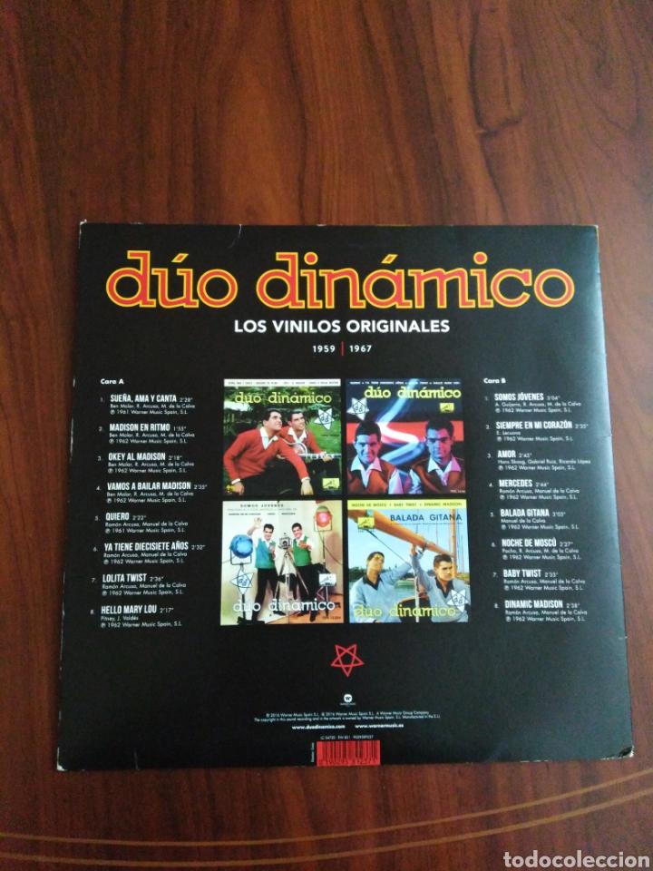 Discos de vinilo: Dúo dinámico los vinilos originales 1959-1967 volumen 4 - Foto 2 - 189655477
