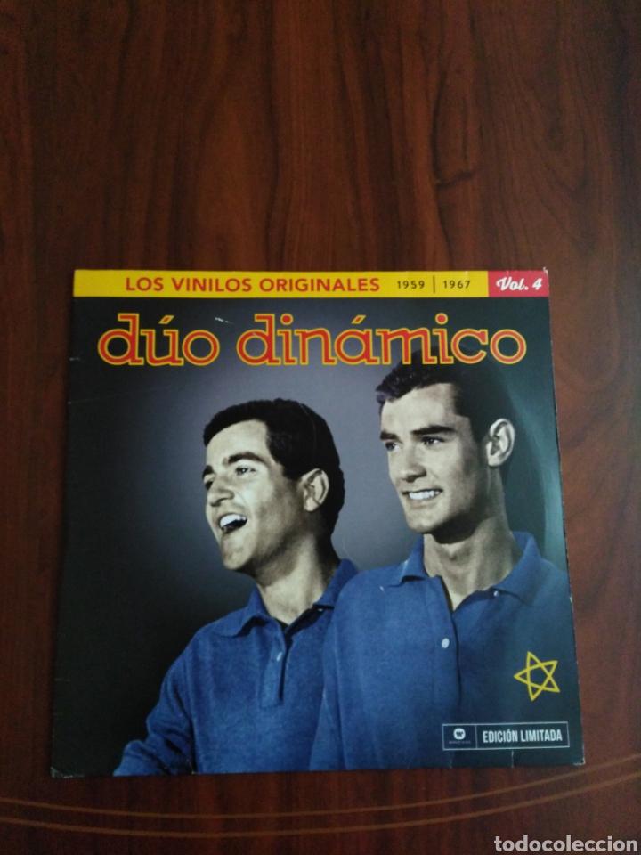 DÚO DINÁMICO LOS VINILOS ORIGINALES 1959-1967 VOLUMEN 4 (Música - Discos - LP Vinilo - Grupos Españoles de los 70 y 80)
