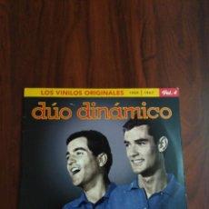 Discos de vinilo: DÚO DINÁMICO LOS VINILOS ORIGINALES 1959-1967 VOLUMEN 4. Lote 189655477