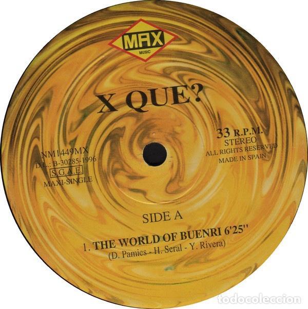 Discos de vinilo: vinilos Xque? vol.1 + vol.3 - Foto 5 - 189656335