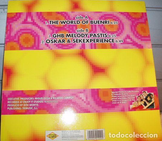 Discos de vinilo: vinilos Xque? vol.1 + vol.3 - Foto 6 - 189656335