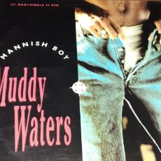 Discos de vinilo: DISCO VINILO MAXI MUDDY WATERS. Lote 189671247