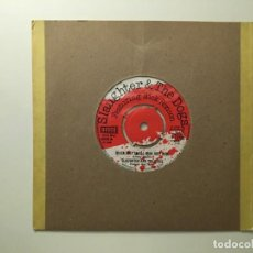 Discos de vinilo: SLAUGHTER & THE DOGS ‎– QUICK JOEY SMALL (RUN JOEY RUN) - COME ON BACK UK 1978 DECCA. Lote 189675072