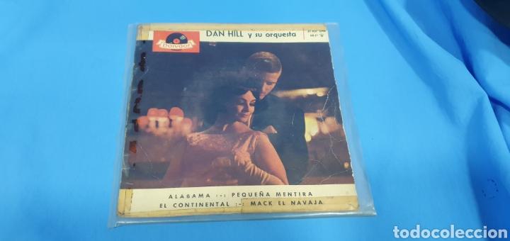 Discos de vinilo: Disco de vinilo single dan hilo y su orquesta . Alabama . Polydor - Foto 3 - 189677820