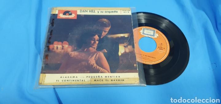 DISCO DE VINILO SINGLE DAN HILO Y SU ORQUESTA . ALABAMA . POLYDOR (Música - Discos - Singles Vinilo - Orquestas)
