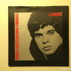 Discos de vinilo: JJ BURNEL ?– FREDDIE LAKER (CONCORDE & EUROBUS) - OZYMANDIAS UK 1979 UNITED ARTISTS RECORDS. Lote 189681066