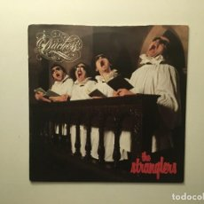Discos de vinilo: THE STRANGLERS – DUCHESS - FOOLS RUSH OUT UK 1979 UNITED ARTISTS RECORDS. Lote 189681600
