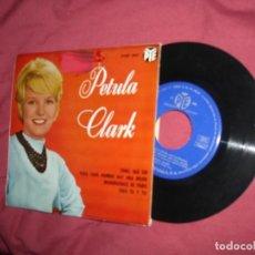 Discos de vinilo: PETULA CLARK EP TIENES QUE SER +3 ESPAÑA 1963 VER FOTO. Lote 189696068
