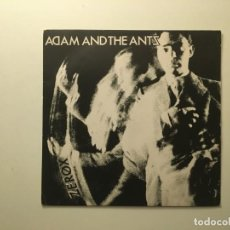 Discos de vinilo: ADAM AND THE ANTS – ZEROX - WHIP IN MY VALISE UK 1979 DOT IT RECORDS. Lote 189698713