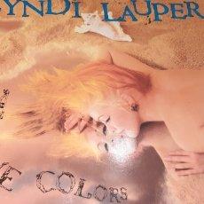 Dischi in vinile: DISCO VINILO LP CYNDI LAUPER. Lote 189700032