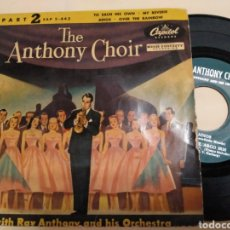 Discos de vinilo: THE ANTHONY CHOIR 1958. Lote 189705817