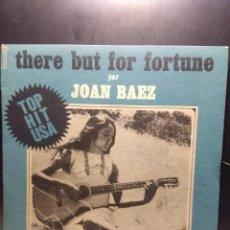 Discos de vinilo: EP JOAN BAEZ : THERE BUT FOR FORTUNE ( PHIL OCHS ) + I STILL MISS SOMEONE ( JOHNNY CASH ) + 1. Lote 189728676