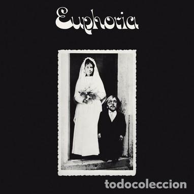 EUPHORIA LP REEDICION PSYCHEDELIC ROCK, FOLK ROCK (Música - Discos - LP Vinilo - Pop - Rock Extranjero de los 50 y 60)