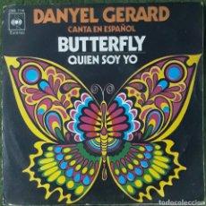 Discos de vinilo: VINILO DANYEL GERARD CANTA EN ESPAÑOL BUTTERFLY. Lote 189741182