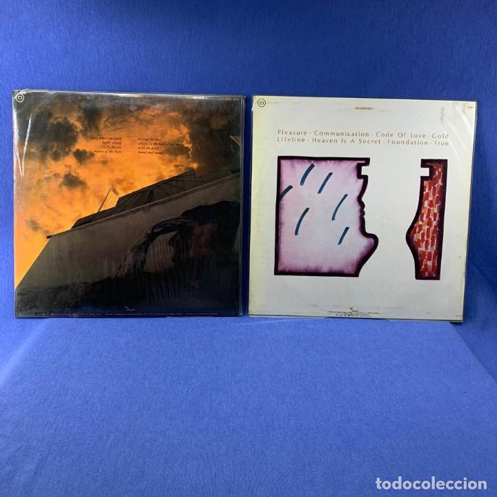 Discos de vinilo: LOTE DOS LP ´S SPANDAU BALLET - PARADE - ESPAÑA 1983 + TRUE - ESPAÑA 1984 - Foto 2 - 189756953