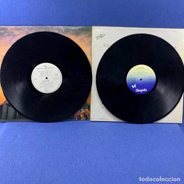 Discos de vinilo: LOTE DOS LP ´S SPANDAU BALLET - PARADE - ESPAÑA 1983 + TRUE - ESPAÑA 1984 - Foto 4 - 189756953