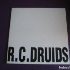 Discos de vinilo: R.C.DRUIDS EP EXPERIENCE 1993 - MOTOR CITY EP - 4 TEMAS GARAGE PUNK ROCK - MC5 COVER - SIN USO. Lote 189757206