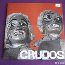 Discos de vinilo: CRUDOS EP MOJAVE 1994 SHELTER +3 - GRUNGE ROCK 90'S - MALLORCA - SIN USO - . Lote 189768186