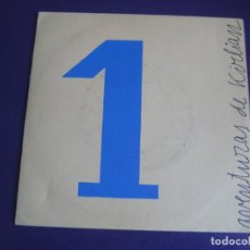 Discos de vinilo: AVENTURAS DE KIRLIAN SG DRO 1989 - VÍCTOR / TODO OTRA VEZ - INDIE POP - LE MANS - LA BUENA VIDA . Lote 189768913