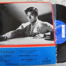 Discos de vinilo: ANTONIO -ALLEGRO DE CONCIERTO -MINI LP 10¨ -1962. Lote 189770696