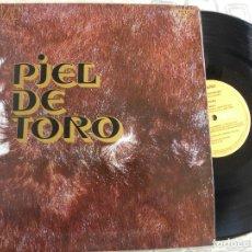 Dischi in vinile: LOS RELAMPAGOS -PIEL DE TORO -LP 1971. Lote 189771805