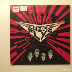 Discos de vinilo: THE FLYS ?– NAME DROPPING - FLY V. FLY UK 1979 EMI. Lote 189779117