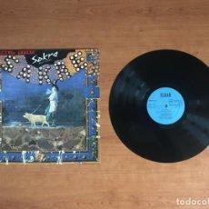 Discos de vinil: SAKRE - BIZITAKO GAUZAK (1978 ELKAR). Lote 189817663