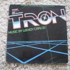 Discos de vinilo: LP. TRON. CINECIA FICCION.. Lote 189823080