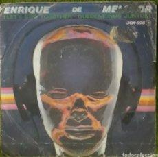 Discos de vinilo: VINILO ENRIQUE DE MELCHOR QUEDÉMONOS JUNTOS. Lote 189881366