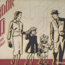Discos de vinilo: EL AVIADOR DRO, FUTURO PERFECTO - VINILO + CD.. Lote 189881483