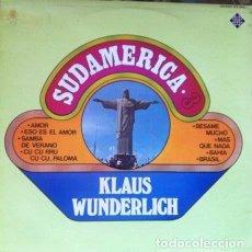 Discos de vinilo: KLAUS WINDERLICH - SUDAMERICA . LP . 1988 TELEFUNKEN . CPS9650. Lote 35414891