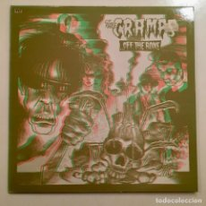 Discos de vinilo: LP VINILO 33 RPM, THE CRAMPS, OFF THE BONE, IRIS RECORDS 1989. Lote 189901898