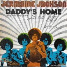 Discos de vinilo: JERMAINE JACKSON DADDY'S HOME TAMLA MOTOWN 1973. Lote 189916503