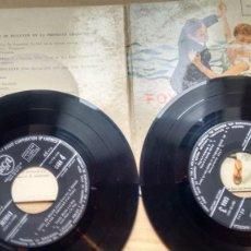 Discos de vinilo: E P ( VINILO) FOXTROTS ( TOMMY DORSEY-GENE KRUPA-GLENN MILLER...). Lote 189916952