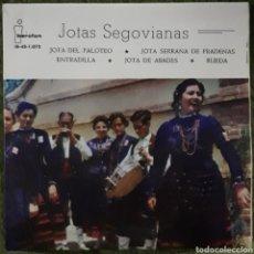 Discos de vinilo: VINILO JOTAS SEGOVIANAS. Lote 189923403